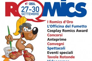 Romics 2012