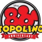 mostra 8o anni Topolino logo