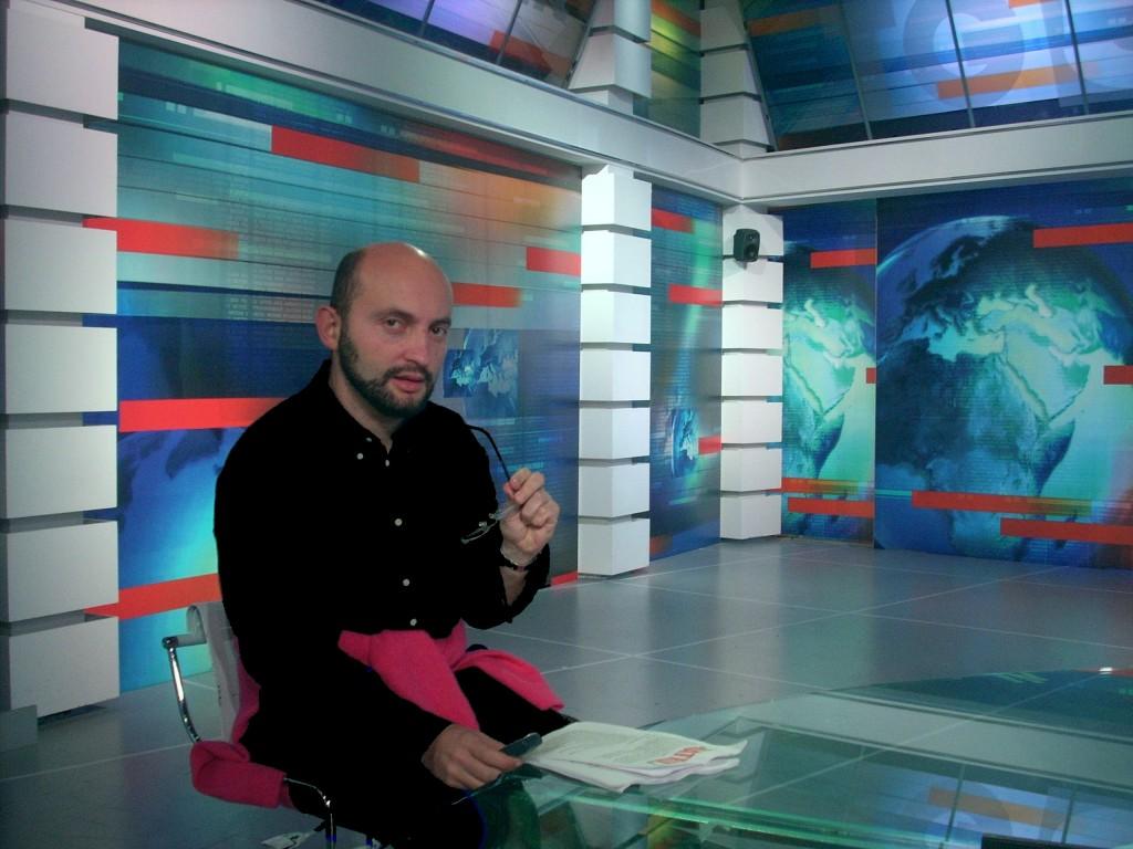 Pasquale Curatola al TG5