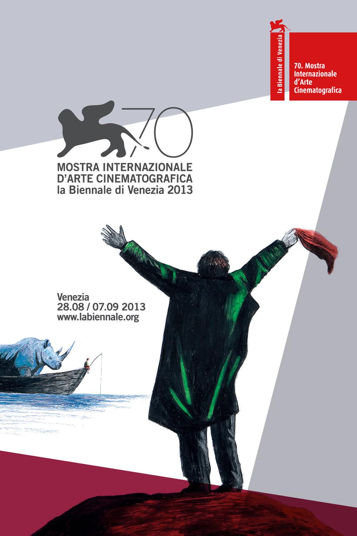 manifesto mostra del cinema di Venezia