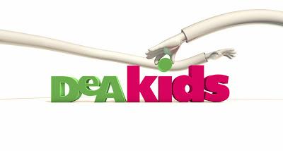 DeA Kids logo mani