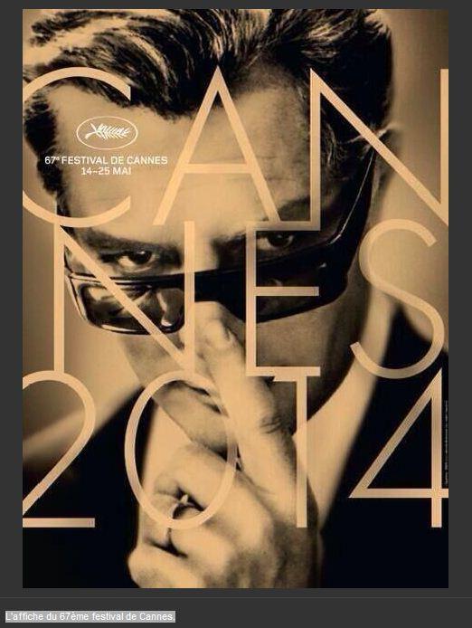 Cannes 2014, il poster ufficiale con Marcello Mastroianni