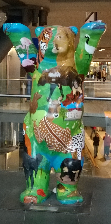 Berlin Station Bear