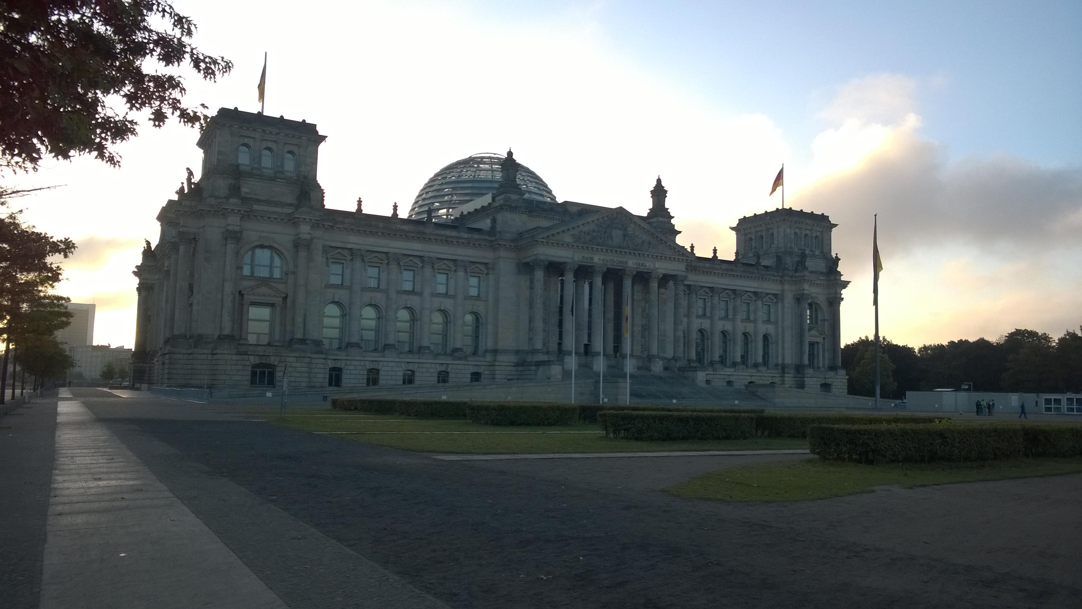 German Parliament Bundestag