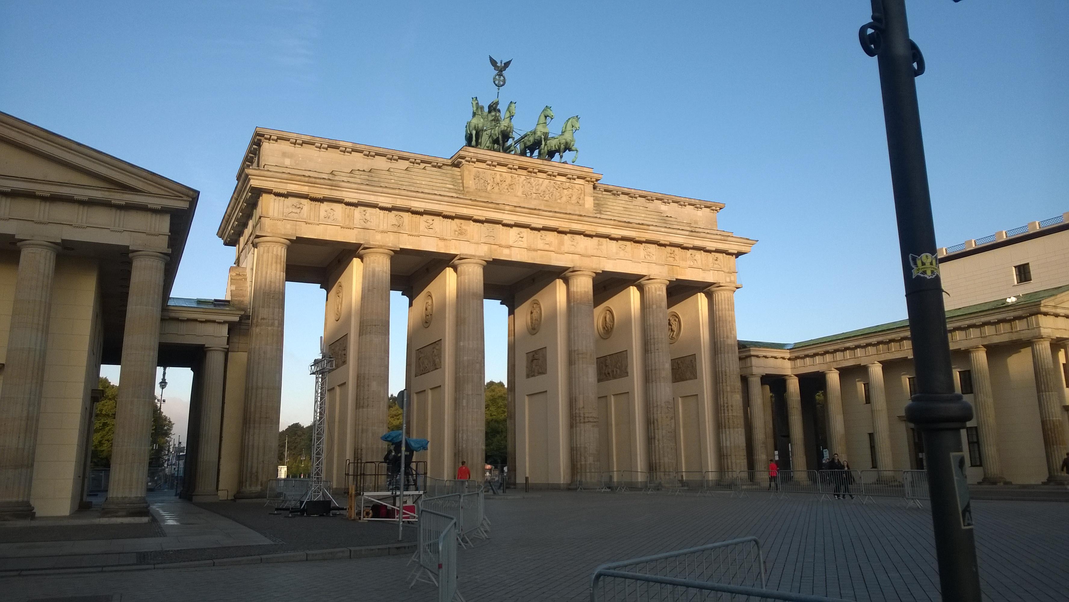 Magdeburg Gates Magdeburg Tore