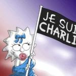 simpson's tribute to charlie hebdo