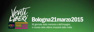 21 marzo, giornata di Libera in ricordo delle vittime della mafia