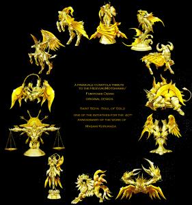 Saint Seiya - Soul of Gold