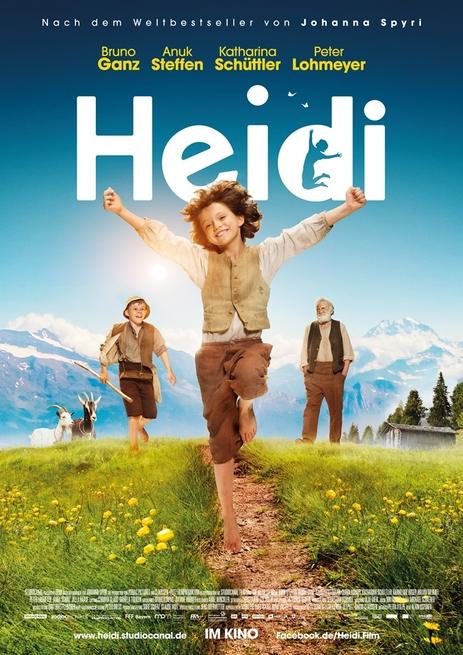Heidi, by Alain Gsponer