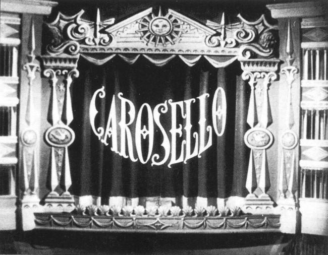 Carosello 1957