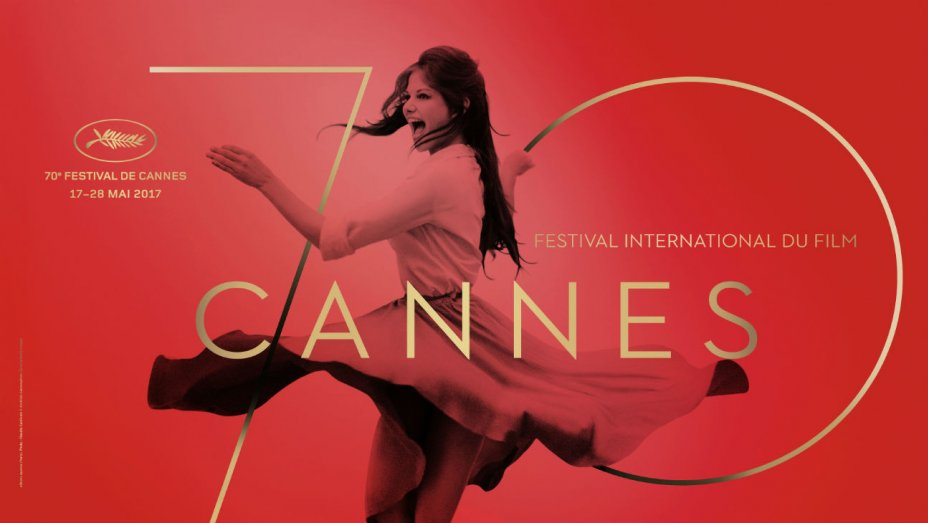 Cannes 2017 official poster, with Claudia Cardinale