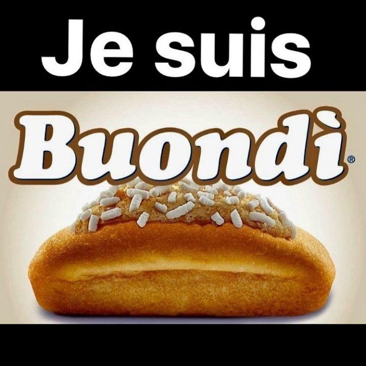 Je suis Buondì...