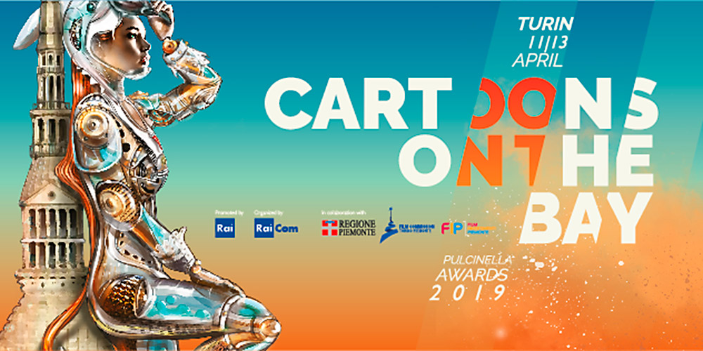 Cartoons on the Bay 2019