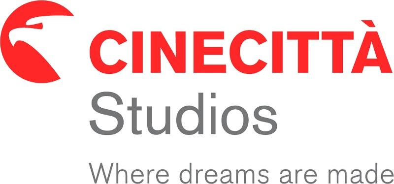 nuovo logo Cinecittà Studios