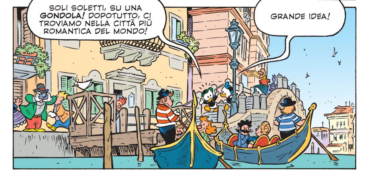 Paperino, Qui, Quo, Qua e il grande gioco geniale: Leonardo da Paperdinci