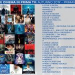 Mediaset, offerta dei film in prima visione 2019 - 2020