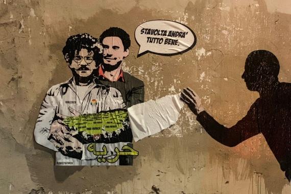 laika's street art on zaki e regeni 2