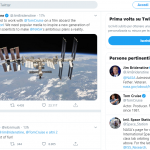 NASA project with Tom Cruise and Elon Musk, the screen shot