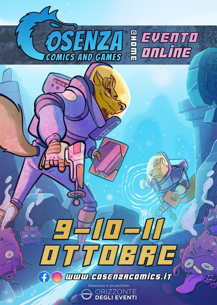 Cosenza Comics 2020