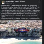 Marvels a Tropea, sindaco dixit