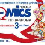 ROMICS 2021, poster ufficiale